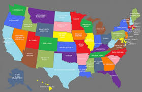 a map of a map major tourist attractions maps