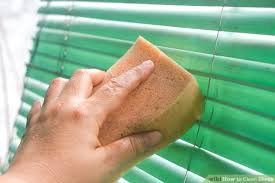 How To Put Blinds Down 3 Ways To Clean Blinds Wikihow