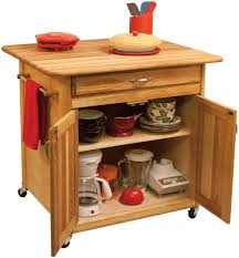 rolling kitchen island plans diy re varnished cabinet fronts dans le lakehouse kitchen