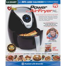 Deep Silo Builder Power Air Fryer Xl Electric Deep Fryer Pafb 24 Do It Best