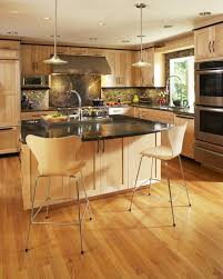 what color goes best with maple cabinets maple cabinets a choice for and modern