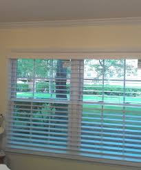 levolor faux wood blinds shorten with simple levolor 2 1 2 inch