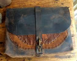 Rugged Purses Handmade Leather Bags Totes Duffles By Lusciousleathernyc On Etsy