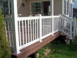 awesome collection of front porch railings options designs and
