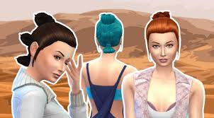 childs hairstyles sims 4 young adult to child hair conversion sims 4 studio