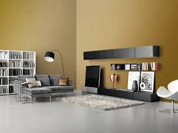 Cherished Gold Wall Colours In Modern Interiors With Blackwhite - Gold wall color living room