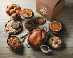 easy thanksgiving dinner from boston market who needs a cape