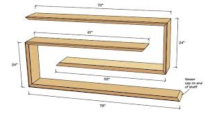 Dvd Shelf Woodworking Plans by Diy Shelves Techniques Every Woodworker Should Know