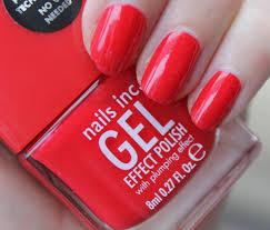 nails inc gel effect st james u2013 mikhila com