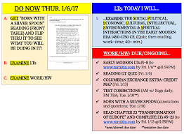 blog posts mount si high ap world history
