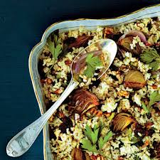 cranberry pecan pilau 83 best thanksgiving side dish recipes