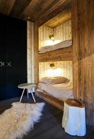 Maison En Bois Interieur L U0027intérieur Bois Rustique Garantie Pour La Chaleur Et Le Bien
