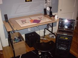 Drafting Table Blueprints 50 Drafting Table 5 Steps With Pictures