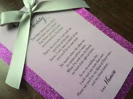 will you be my bridesmaid invite will you be my bridesmaid poem glitter and bow