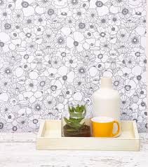 temporary wall paper 20 fun and easy temporary wallpapers removable wall wall