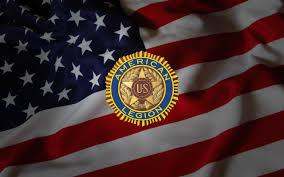 American Flag At Night Rules Fox Lake American Legion Post 703