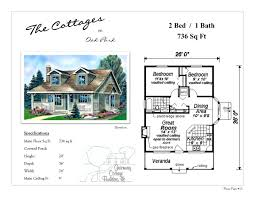 floor plans 1 u0026 2 bedroom cottages