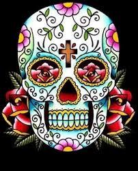 sugar skull designs inspiration skull