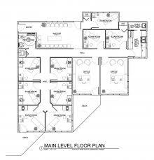 doctor office floor plan floor plan for small medical office evstudio architect engineer