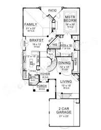 Reverse Story And A Half Floor Plans El Dorado Spanish Floor Plans Luxury Floor Plans
