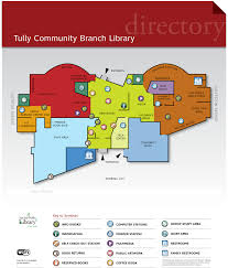 bell center floor plan tully community branch library san jose public library