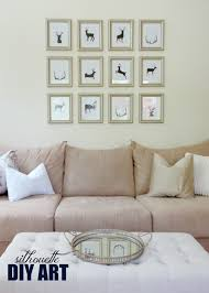 Livingroom Art Livelovediy 10 Diy Art Ideas Easy Ways To Decorate Your Walls