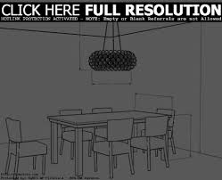 chandelier height from table chandelier models