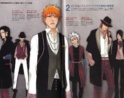 who u0027s the guy to the far left new to bleach bleach