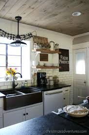 tiny farmhouse kitchen cool tiny farmhouse sink grey farmhouse kitchen small