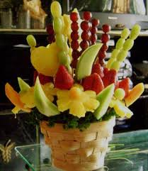 how to make fruit arrangements how to make edible arrangements a lovely centerpiece that your