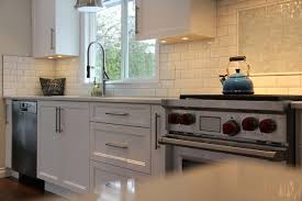 Shaker Style Kitchen Cabinets Distant Grey Shaker Style Kitchen Comox