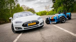 tesla model s p85d drag race the ultimate q car youtube
