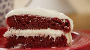 easy red velvet sheet cake recipe best cake recipes