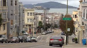 360 Hyde Street San Francisco by Timelapse Traffic Street San Francisco Alcatraz Island Cable Car