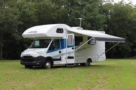 mini motorhome diversion campervan