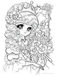 cute manga coloring pages anime drawing book at getdrawings com free for personal use anime