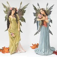fairy garden statues shop design toscano forest fairies garden statue at lowes com