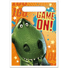toy story game invitations 8