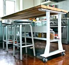 casters for kitchen island kitchen island on casters mycrappyresume com
