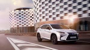 lexus sport 2018 lexus adds new sport trim to rx range
