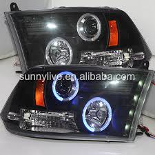 2015 dodge ram 1500 tail light bulb replacement for chrysler dodge ram 1500 led angel eyes headlight 2009 2015 year