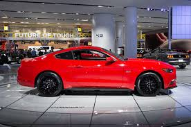 Red And Black Mustang Gt New 2015 Ford Mustang Gt Feature Makes Burnouts Easy Motor Trend Wot