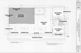 Ice Cream Shop Floor Plan Cullipher Farms Plans Expansion Of Farm Stand In Virginia Beach
