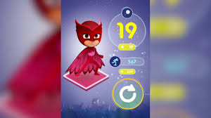 pj masks super run gameplay app