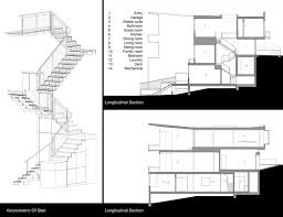Stair Floor Plan 10 Best Stair Section Drawing Images On Pinterest Stairs