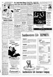 Abilene Reporter News From Abilene Texas On March 10 1955 by Abilene Reporter News From Abilene Texas On March 12 1957