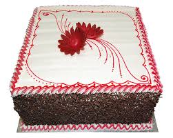 image gallery of square shaped birthday cakes