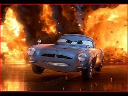 fin mcmissle cars 2 disney pixar finn mcmissile gets the lemons