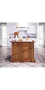 distressed white kitchen island amazon com home styles 5094 94 americana kitchen island antique