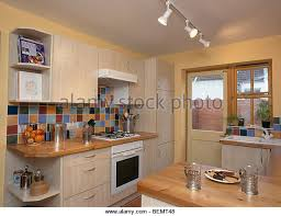 Kitchen With Track Lighting by Traditional Appliances Ovens Neutral Stock Photos U0026 Traditional